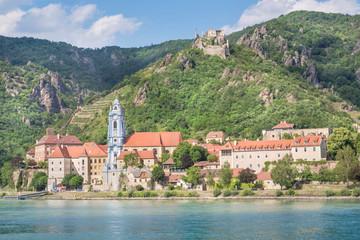 Dürnstein with Danube River, Wachau, Austria