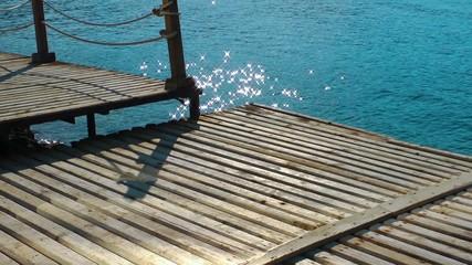Seaside and Dock