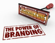 Power of Branding Iron Words Marketing Identity Trust