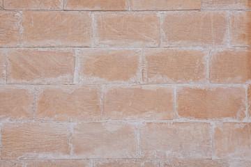 Historic Old Orange Stone Wall
