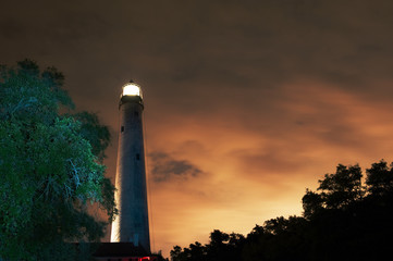 Pensecola, Florida lighthouse