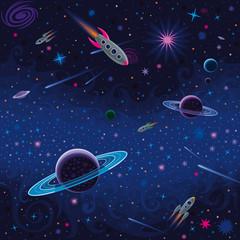 Cosmic Seamless Pattern