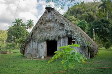 capanna in Cuba