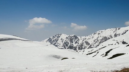 Tateyama Kurobe Alpine Route, Japan destination travel