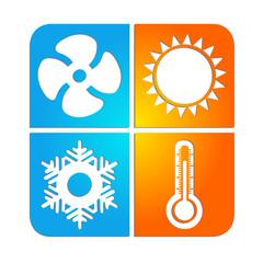 photos illustrations et vid233os de quotlogo climatisationquot