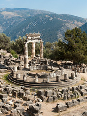 Tholos Temple of Delphi