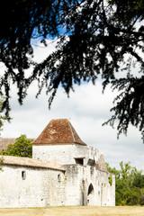 Bridoire Castle, Dordogne Department, Aquitaine, France