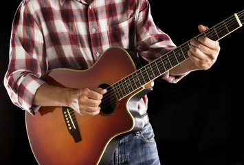 country guitarist
