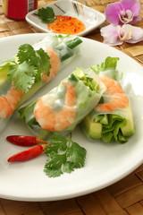 生春巻き ベトナム料理