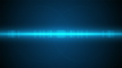 abstract loop motion background, moving blue light