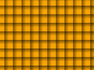 Yellow  grilled background