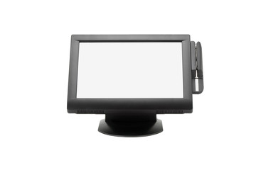 Wide Screen Point of Sale System