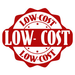 Low cost stamp or label