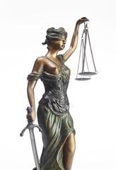 Rechtssymbol Justitia