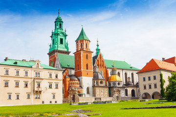 Royal Archcathedral Basilica in Poland