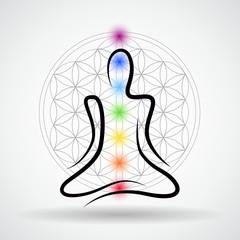 meditation blume des lebens