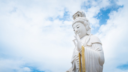 Guan Yin, Goddess of mercy