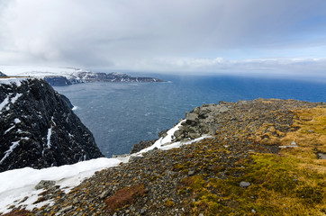 View from the North Cape