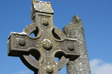 Monasterboice Cross