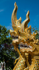 Golden Thai ancient animal