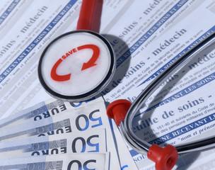 assurance maladie,déficit,maîtrise des dépenses
