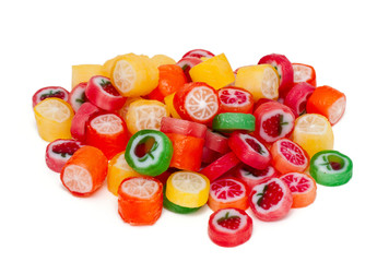 fruit caramels