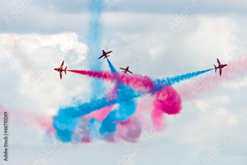 Red Arrows demo team - 66710269