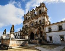 Monastère de Santa Maria, Alcobaça, Portugal