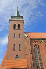 Hermannsburg: Große Kreuzkirche (Niedersachsen)