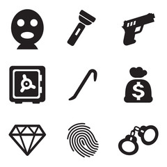 Thief Icons