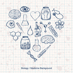 Biology or Medicine Science Background