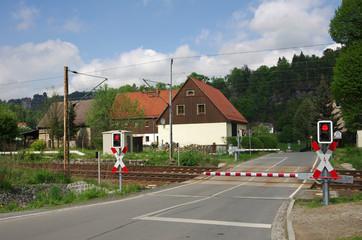 Raiway crossing