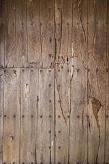 Alte Holzwand