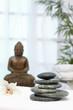 Thaimassage, Hotstones, Buddha - 66716804