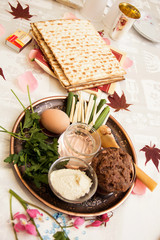 plate for the Seder