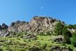Rock face of The Central Balkan