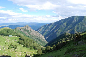 Precipices of The Central Balkan