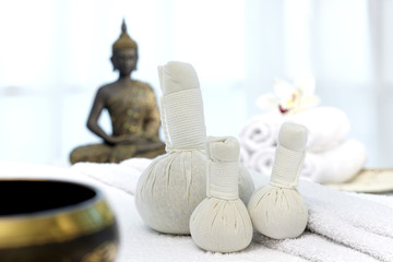 Thaimassage, Massagestempel