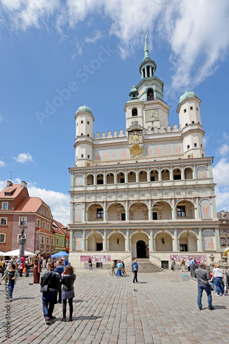 Market square, Poznan, Poland - 66717809