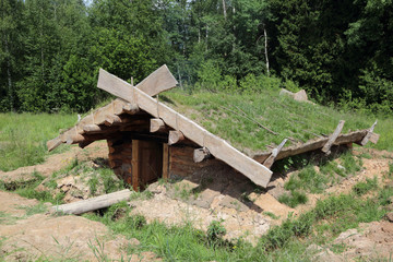 Dugout (shelter)