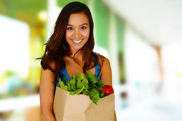 Organic Shopping