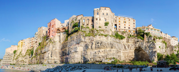 Tropea old town, Calabria, Italy