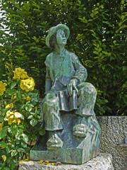 Monument of Peter Rosegger