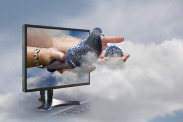 Internet technologies and world