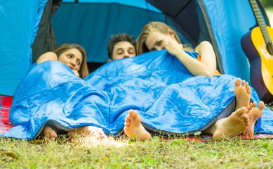 fun on camping