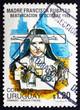 Postage stamp Uruguay 1993 Mother Francesca Maria Rubatto