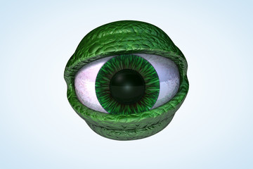 Green Eye Monster