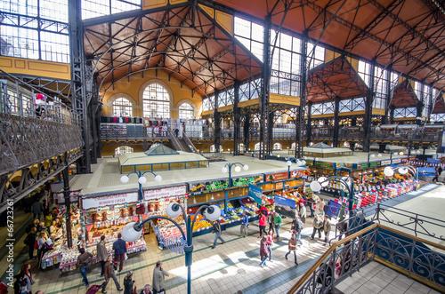 In de dag Boodschappen Great Market Hall