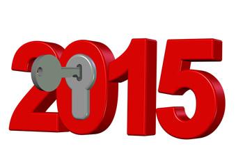 2015 anahtarı