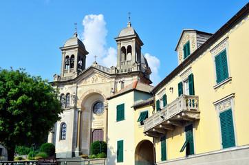 stella s. Giovanni Savona, Italy small Ligurian village